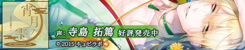 『宵月ノ雫~幕末恋綴り 参ノ章 桂小五郎』